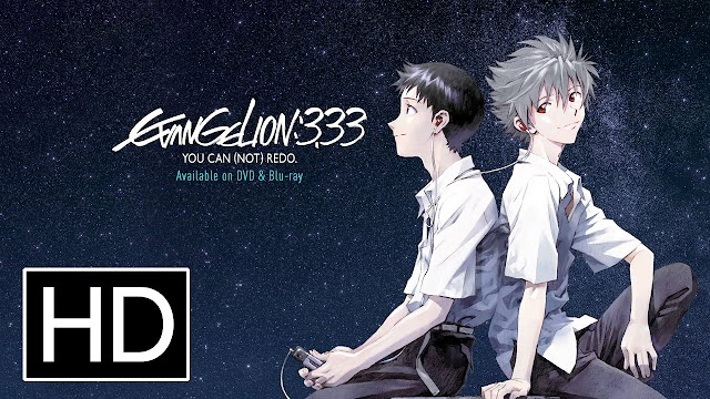 Evangelion: 3.0 You Can (Not) Redo Movie BD Subtitle Indonesia