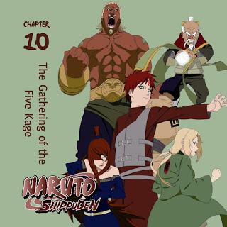 Naruto Shippuden Season 10 Episode 197 - 221 MP4 Subtitle Indonesia