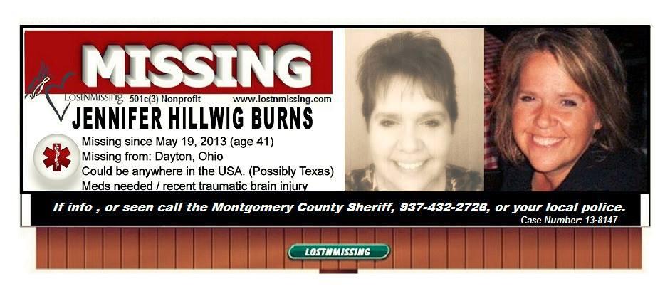Missing Isabel Celis, Missing Christine Walters, Missing