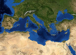 Bahari tengah - Jenis Laut Berdasarkan Letak Dan Kedalamannya