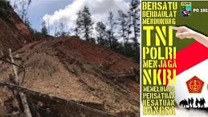 Proyek Pembangunan Akses Pariwisata Sarambu Assing Balla 2018 di Tator Disoal, Jansen Godjang: Usut Tuntas!