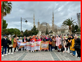 Paket Umroh Plus Turki 12 Hari 2020
