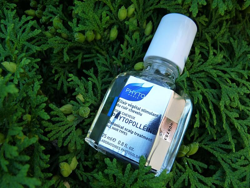 PHYTO Phytopolleine, eliksir odżywczy na bazie olejków eterycznych