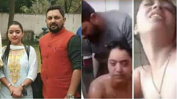 Bjp neta reena thakur original viral video