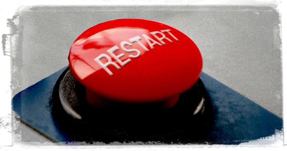 Α time to restart