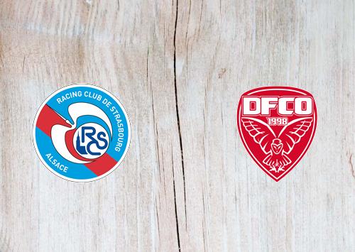 Strasbourg vs Dijon -Highlights 20 September 2020