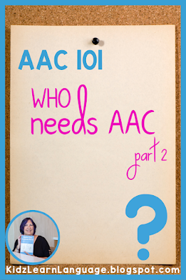 who is AAC for