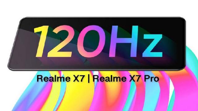المواصفات الكاملة لهاتف Realme X7 Pro قبل موعد الإعلان الرسمي !