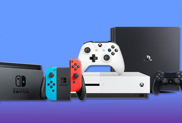 SORTEIO: Ganhe um PS4, Xbox One ou Switch Você Escolhe!