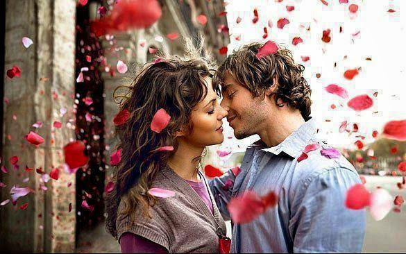 good morning Romantic Couple Kiss Images Profile Picture for WhatsApp