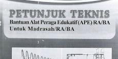 6 Juknis Bantuan Sarpras Madrasah Tahun 2021