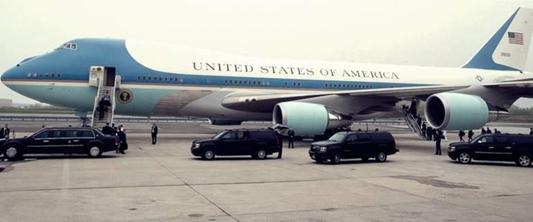 Pesawat kepresidenan Amerika Serikat (Air force One) Termahal dan tercanggih di dunia