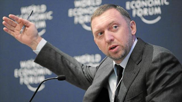 Millonario ruso ofrece ayuda para aclarar injerencia rusa en EEUU