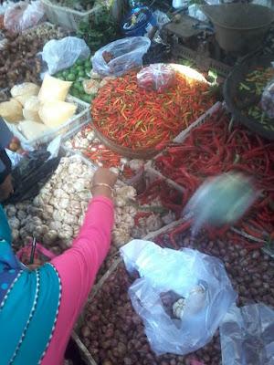 Pasar Menganti Kabupaten Gresik