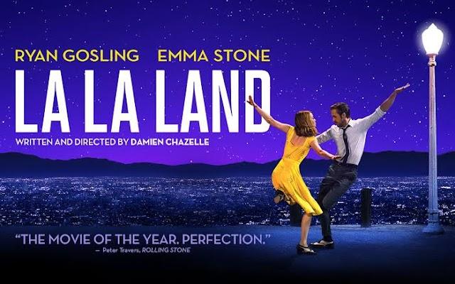 La La Land (2016) Bluray 480p & 720p Download