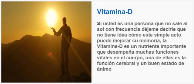 Aumente Sus Niveles De Vitamina-D