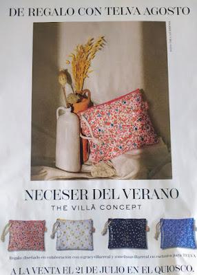 Regalo Revista Telva Agosto 2020 noticias belleza y moda mujer