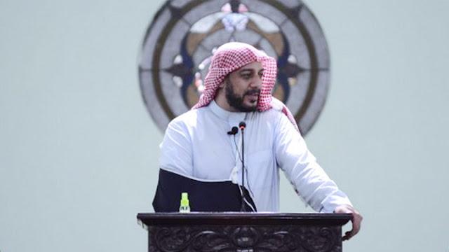 Ditikam saat Isi Acara Tahfiz Quran, Syekh Ali Jaber Tetap Lanjut Berdakwah