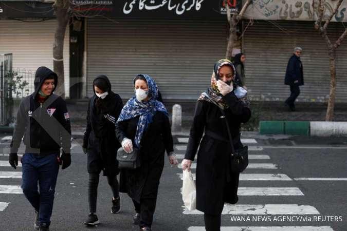Jumlah Kematian Di Negara Syiah Iran Akibat Wabah Corona Naik Menjadi 2.378 Orang