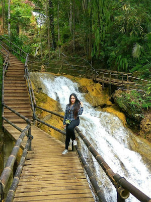 Wisata Alam Sungai Mudal Kulon Progo, Pemandia Alami di Jogja