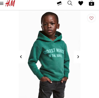 H&M Apologizes Over Racist Hoodie Advert As Celebrities Severe Ties With The Company