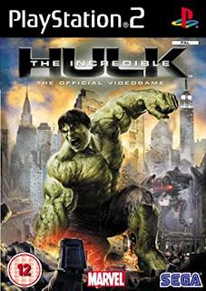 The Incredible Hulk (USA) PS2 ISO