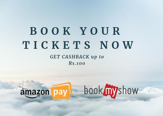 Amazon Pay January Movie Ticket Offer - Get 20% cashback