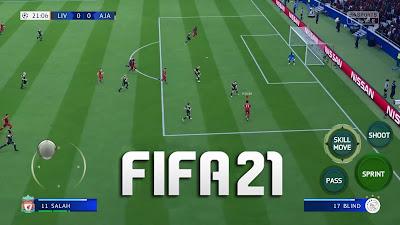 مراجعة لعبة فيفا 21 لهواتف الاتدرويد