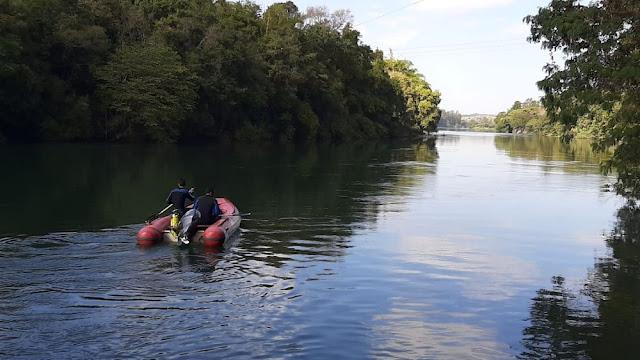 Bombeiros encontram corpo de adolescente que desapareceu ao tentar atravessar rio em Ourinhos