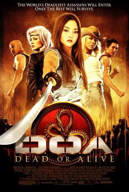 DOA Dead or Alive 2006 x264 x264 720p Esub BluRay Dual Audio English Hindi Telugu Tamil GOPI SAHI