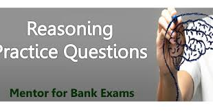 REASONING FOR BANK EXAM