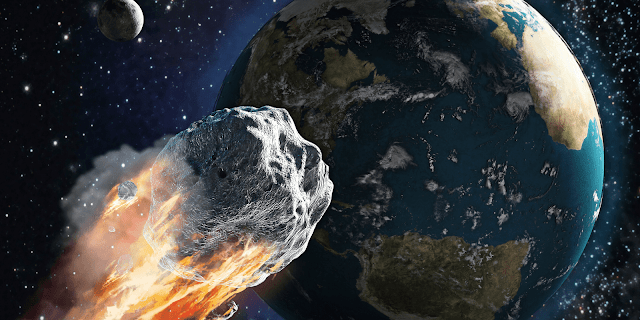 Today 170 meters of an asteroid will pass near the Earth at a speed of 48 thousand kilometers per hour