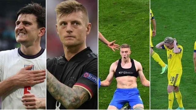 Berita Euro 2020: Inggris Singkirkan Jerman, Ukraina Lolos Secara Dramatis