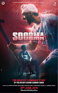 Soorma First Look Poster