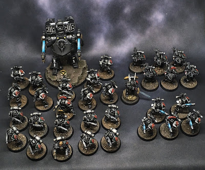 Horus Heresy Era Dark Angels