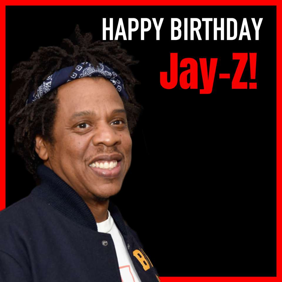 Jay-Z's Birthday Wishes Sweet Images