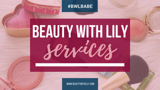 Beauty & Fashion Services | Beauty & Fashion Services For Women On The Go | One-On-One Makeup Consultations & More // Beauty With Lily -- A West Texas Beauty, Fashion & Lifestyle Blog