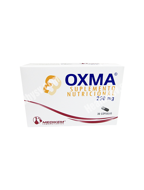 Oxma Nutritional Supplement