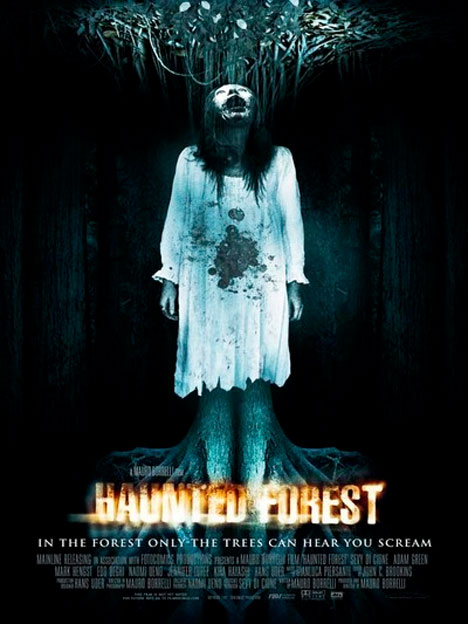 Haunted Forest (2007) ταινιες online seires oipeirates greek subs