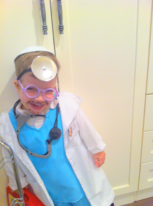 IMG 5320 - התחפשנו לרופאים!!!