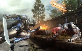 Metal Gear Rising: Revengeance (X-BOX360) 2013