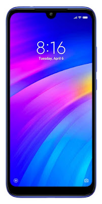 Redmi 7 (Comet Blue, 2GB RAM, 32GB Storage),amazon.in