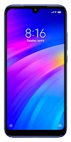 Redmi 7  (Comet Blue, 2GB RAM, 32GB Storage)