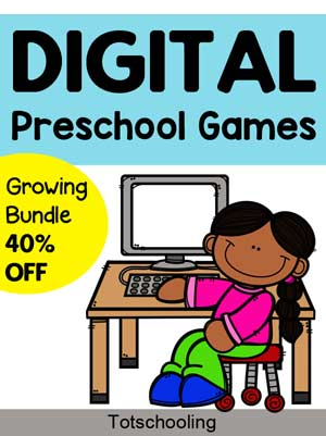 DIGITAL PRESCHOOL GAMES