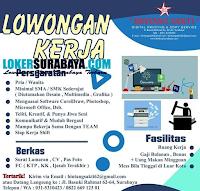 Lowongan Kerja Surabaya di Bintang Sakti Desember 2019
