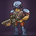 เกมส์ยิงซอมบี้ผ่านด่าน Zombotron 2