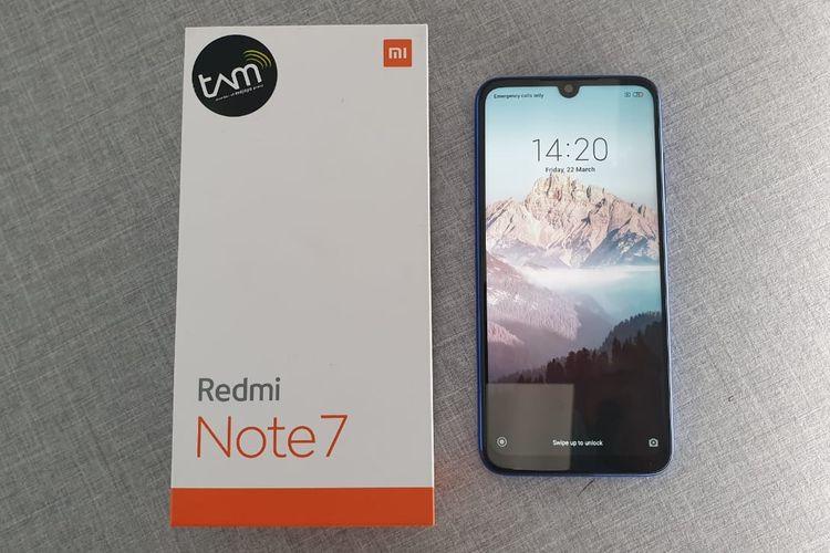 Harga Xiaomi Redmi Note 7 Di Tahun 2021 Terbaru