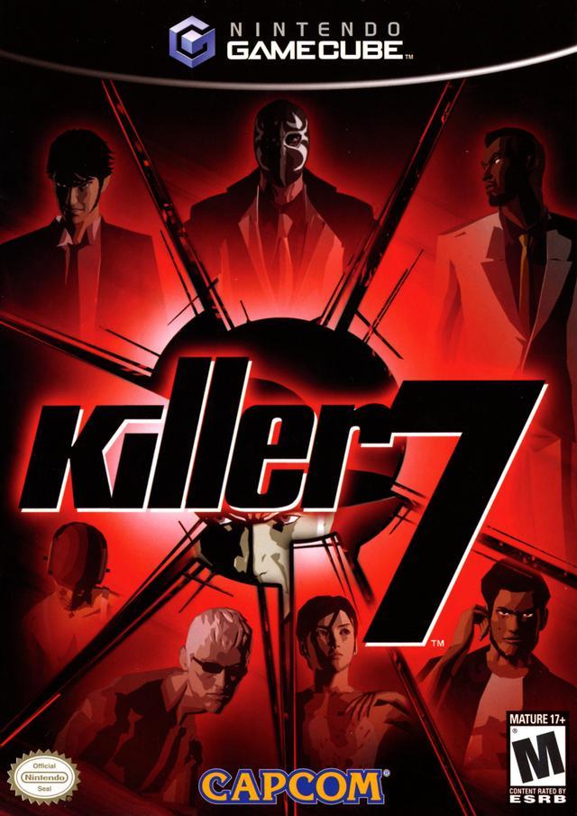 Killer7 Torrent (PC)