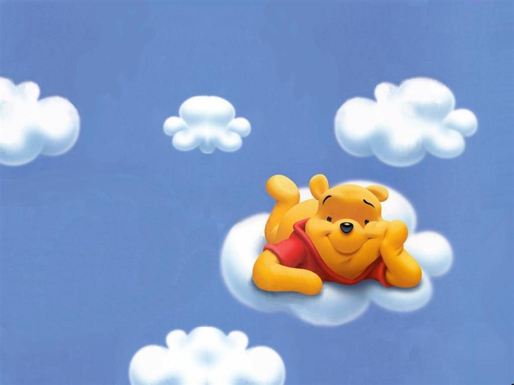 Cute Pooh Bear Wallpapers Let S Push Game 小遊戲天堂 可愛圖案 Winnie The Pooh Wallpaper 3