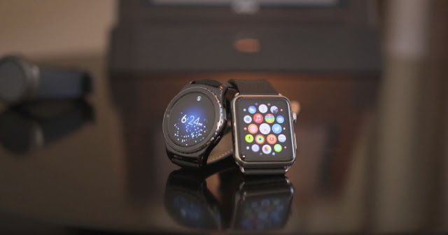 Apple Watch vs Samsung Gear 2 - Detailed comparison (Video)
